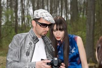 Photo shooting Katka for Japan with Milan M. Deutsch
