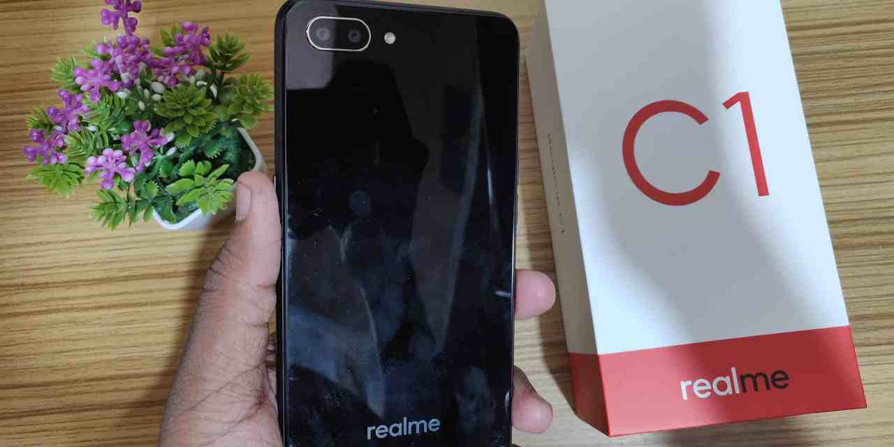 RealMe C1 Unboxing & Review: A Budget Smartphone with all user expecting Features