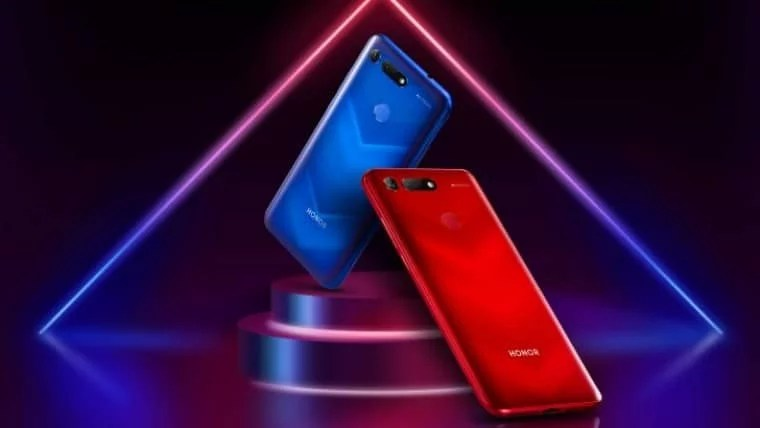 2019 First Flagship Smartphone Honor View 20 Features World's first In-Display Camera, 7nm Kirin 980 SoC, 48MP AI Camera, 4000mAh Battery Announced