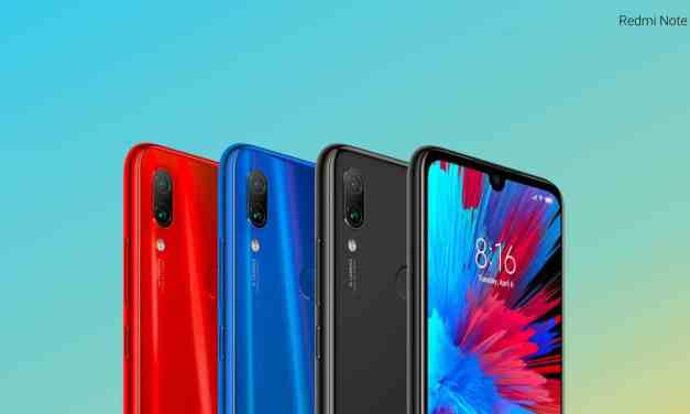Redmi Note 7 has 6.3-Inch Dot Notch Display, Glass Design, Snapdragon 660 SoC, 4000mAH battery Launched & Starting at Rs. 9999 on 6th March via Flipkart