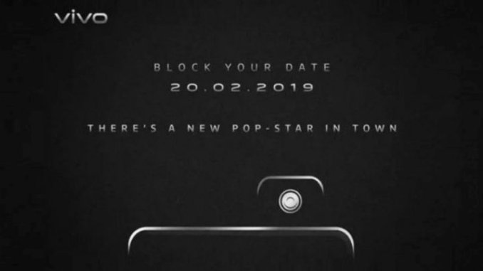 Vivo V15 Pro 32MP Pop up selfie camera, Snapdragon 675 SoC, Triple Rear cameras All View Display to be launch on 20th February in India