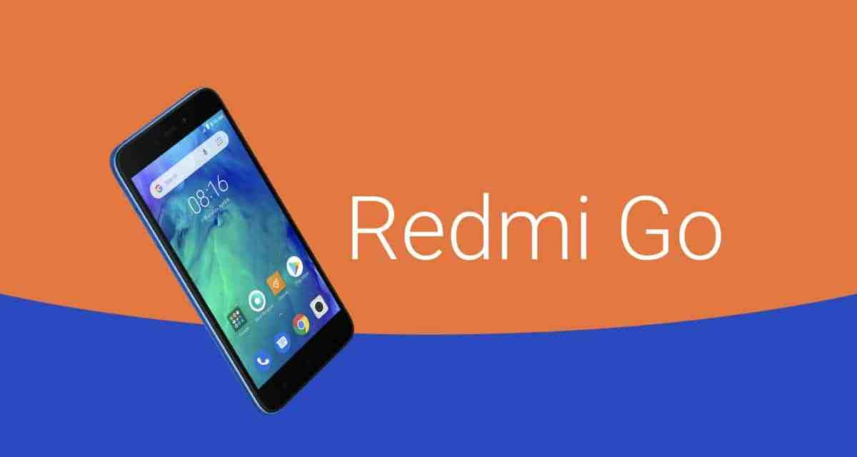 Xiaomi launched RedmiGo Smartphone in India for the lowest price: Specs, Price & Features
