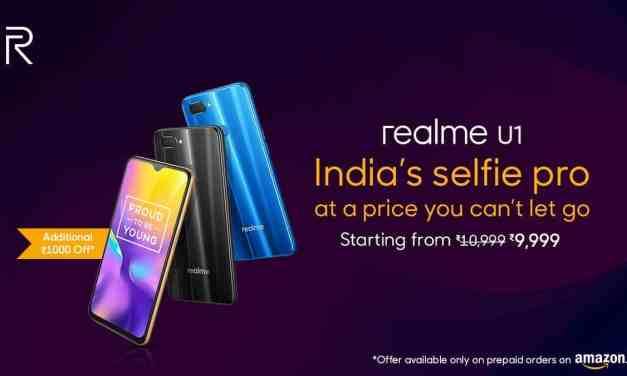 Realme U1 & Realme2 Pro got Rs. 2000 Price Cut from 25th to 28th March