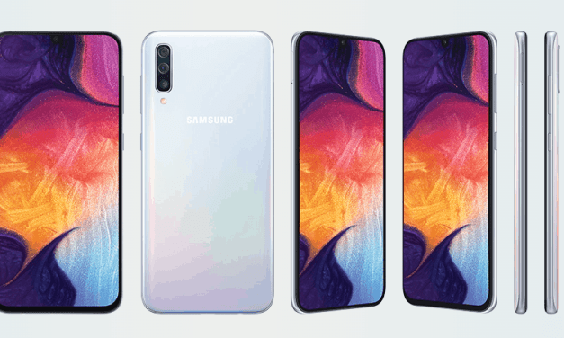 Samsung launched Galaxy A50: Price, Specs & Features