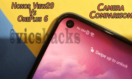 Oneplus 6 camera Vs Honor View 20 camera [Camera Review]