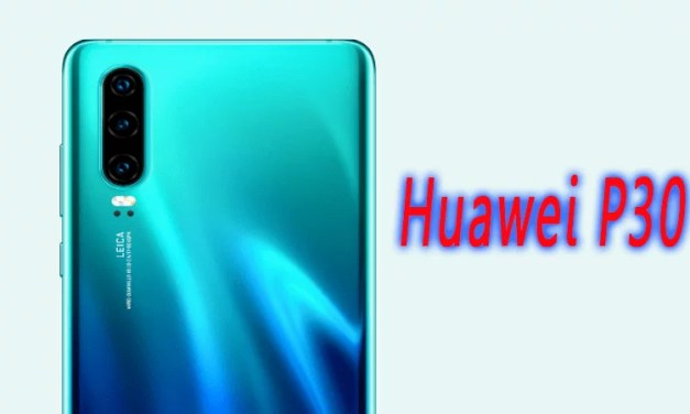 Huawei P30 with 6.1-inch OLED Display, Triple Rear Camera, 3X Optical Zoom & 3650mAH Battery Announced