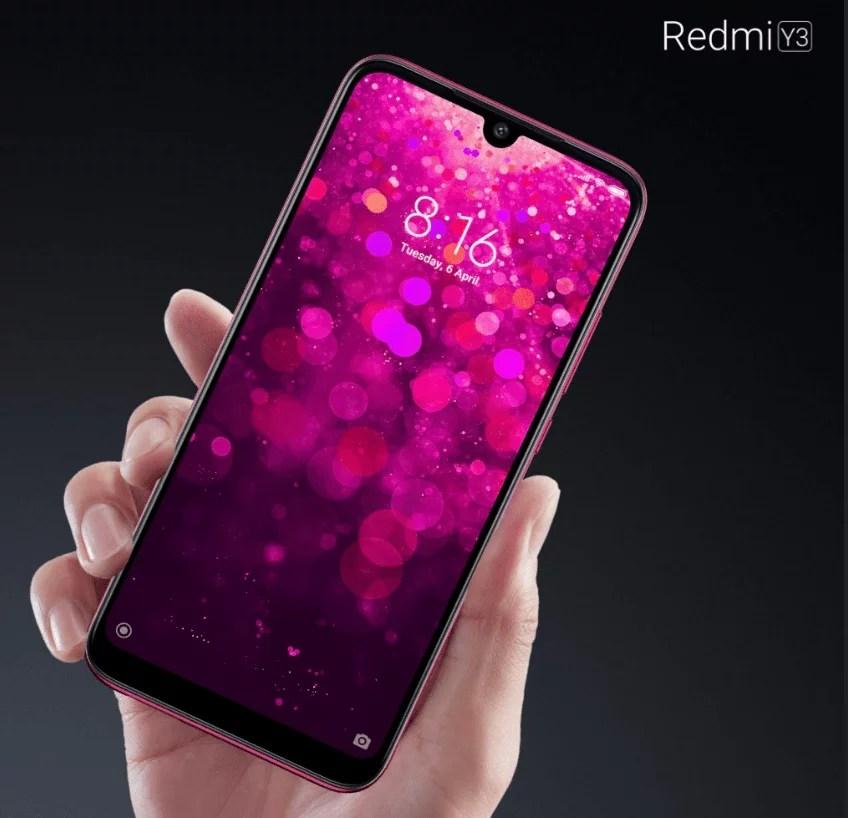 alt tag: redmi-y3-review