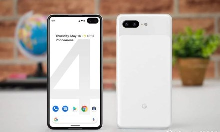 Google Pixel 4, 4XL will feature digging screen, stereo speakers & narrow chin display