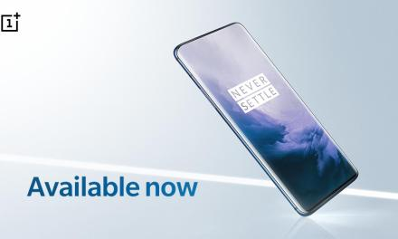 OnePlus 7 Pro Nebula Blue color available starting from price Rs. 52,999 for 8GB + 256GB storage