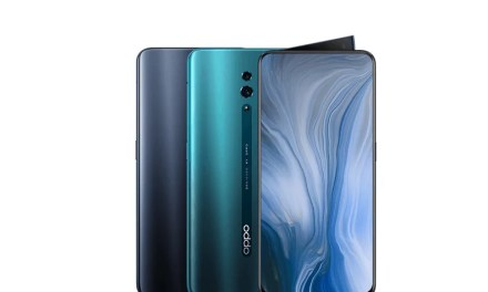 Oppo Reno launched with new Pivot structured POP UP camera innovation