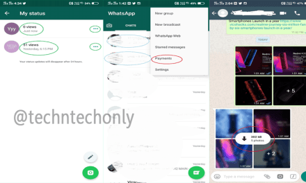 WhatsApp upcoming update removed WA profile picture save to gallery option, changes in status page, Album & general improvements