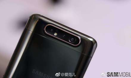 Samsung Galaxy A80 could launch in India on 10th June: Sliding Rotating camera