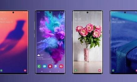 Samsung Galaxy Note 10 series storage based on UFS 3.0 Flash Storage