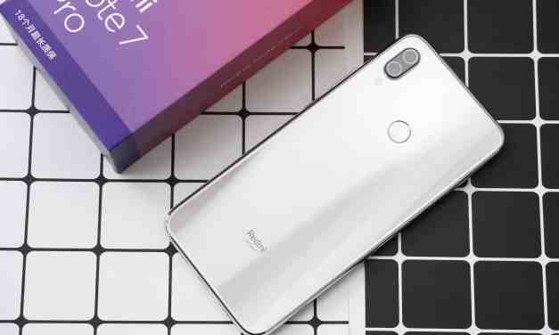 Redmi Note 7 Pro new colour variant closer look: Mirror Flower Water Moon