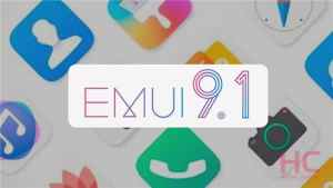 EMUI 9.1 Android Pie