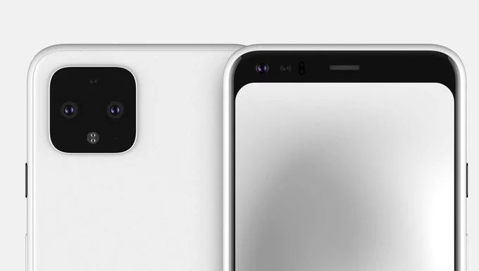 Google Pixel 4 Camera Specs & New white color renders