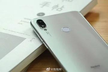Note 7 Pro colour