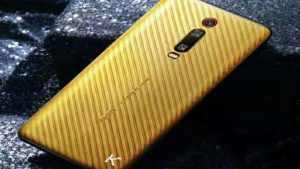 Redmi K20 Pro Gold