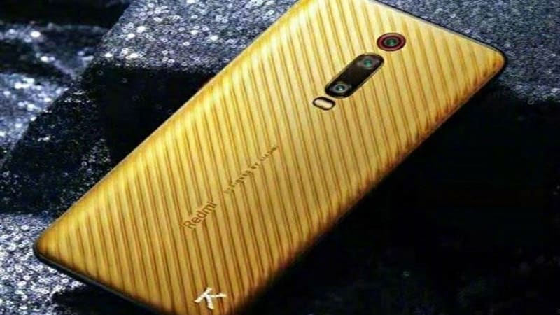 Redmi K20 Pro Gold Special version worth 4.8 Lakhhh! will launch in India