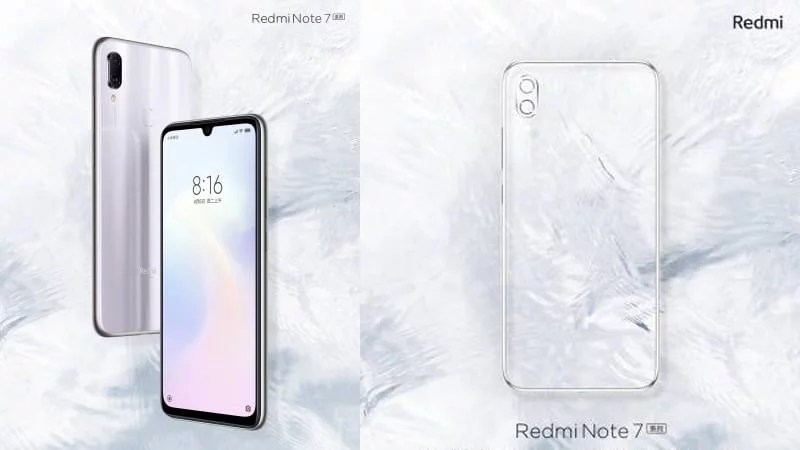 Redmi Note 7 Pro new color variant will launch soon