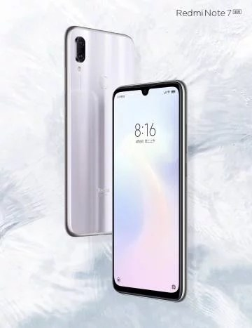 Redmi Note 7 Pro new color
