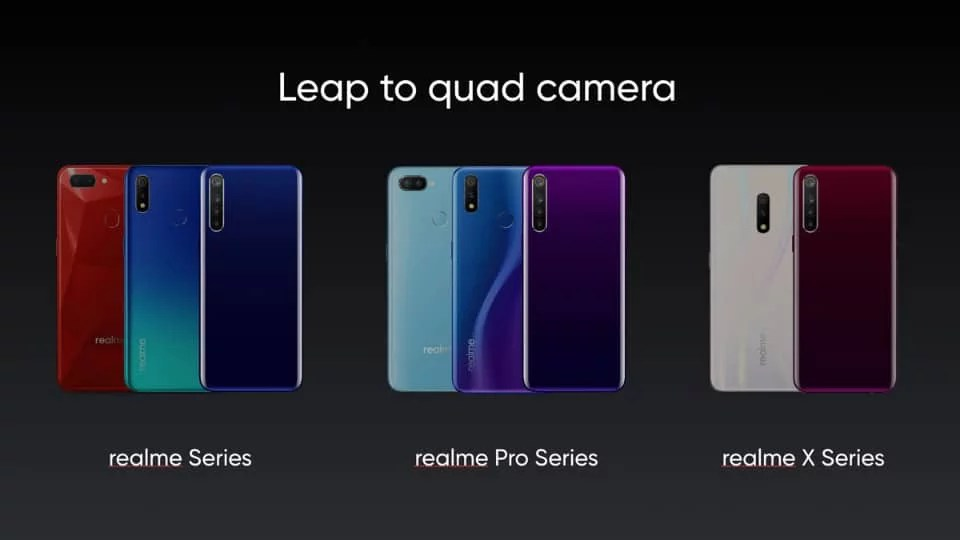 Realme 64MP camera phone will launch before Diwali in Pro & X series
