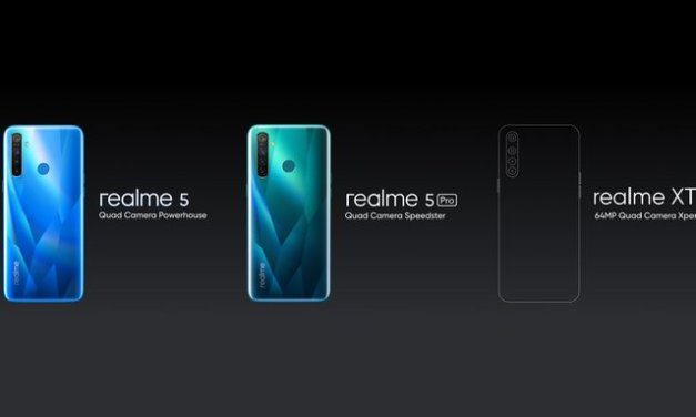 Realme XT Flagship mobile with 64MP camera will launch in September