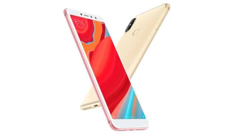 Redmi Y2 Android update