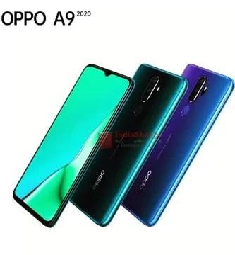 Oppo A9 specs