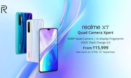 Realme XT price in India starts at Rs. 15,999: Full Specs, Price & Sale