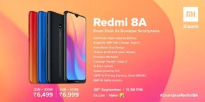 Redmi 8A Price