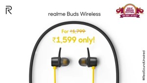 Realme Buds wireless earphone