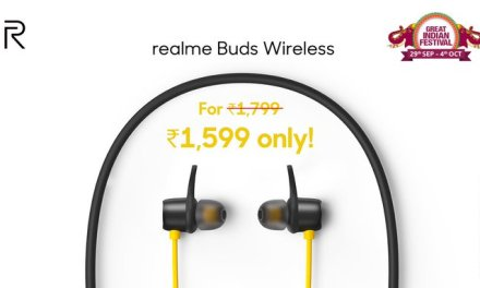 Realme Buds Wireless Earphone Price drop on Amazon Great Indian Sale