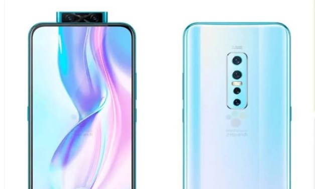 VIVO V17 PRO specs reveal POP UP dual front camera: Known Specs
