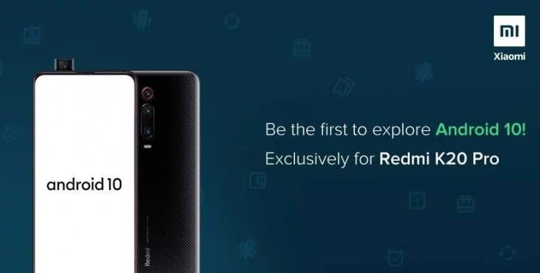 Redmi K20 Pro Android 10 with MIUI 10 Stable beta update: How to Join?