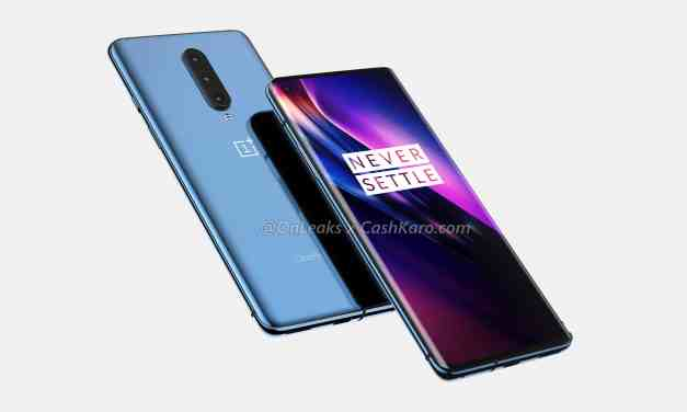 Exclusive: OnePlus 8 Design leak & 360-degree view: Punch-hole display, Curved Screen edges