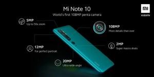 Xiaomi 108MP penta camera