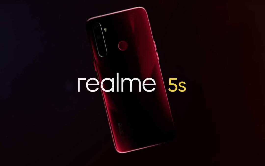 Realme 5 discontinued instead Realme 5s continues with Snapdragon 665 processor & 48MP camera