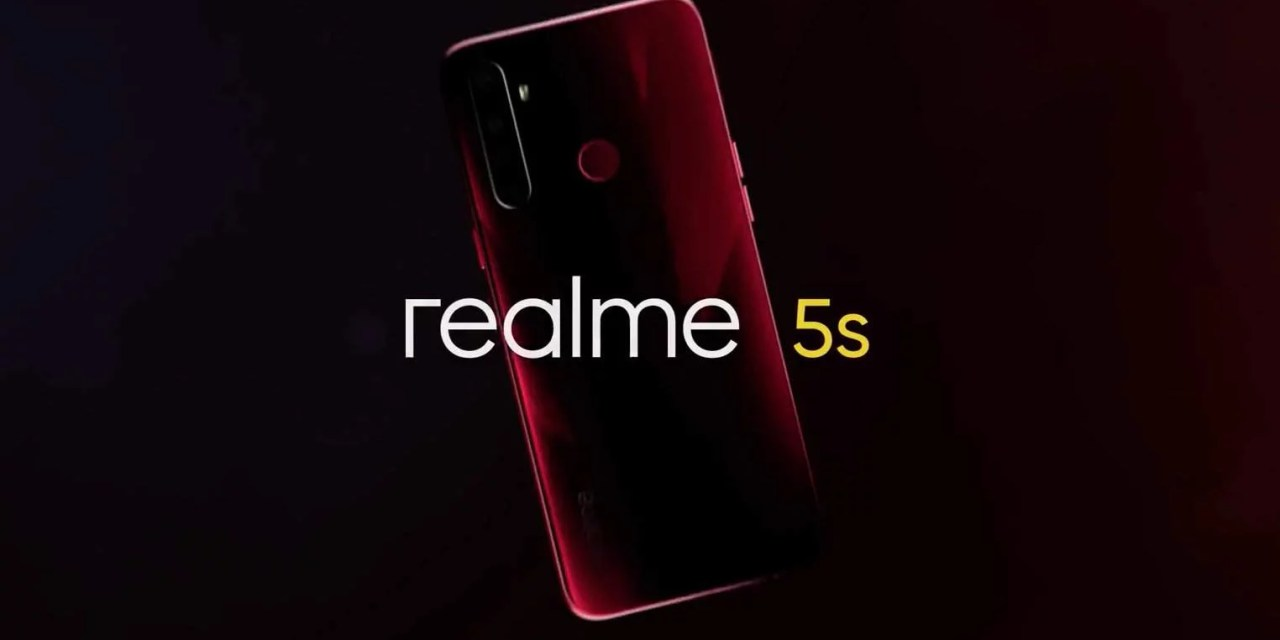 Realme 5 discontinued instead Realme 5s continues with Snapdragon 665 processor & 48MP camera