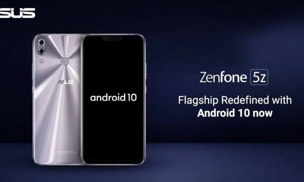 Asus Zenfone 5Z Android 10 update rolls out: New features