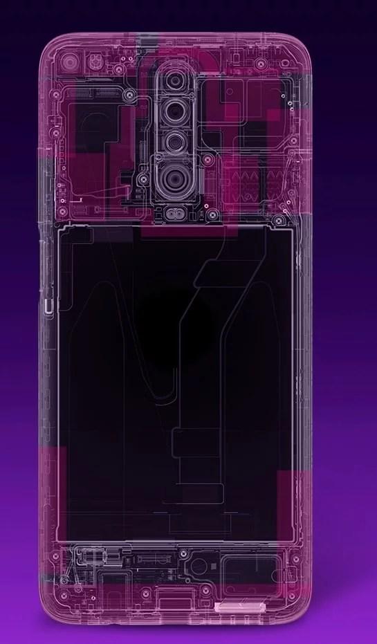 Redmi K30 processor