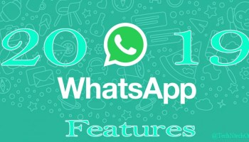 whatsapp features 2019