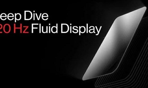 OnePlus 8 Pro feature Best 120Hz Display & 120fps Video Content