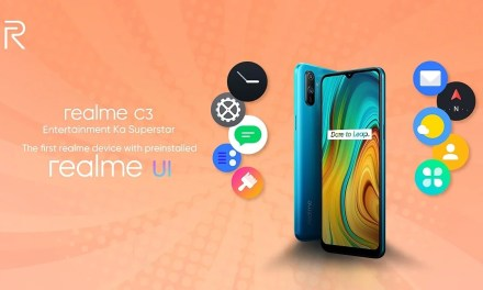 Realme C3 feature Realme UI based on Android 10 Operating System
