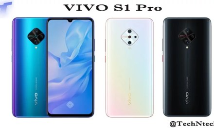 Vivo S1 Pro launch in India on 4th January & it's Overview