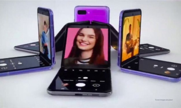 Samsung Galaxy Z Flip Official Video