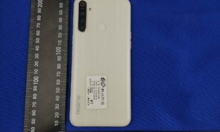Realme 6i spotted via FCC too earlier – Quad Camera, 5000mAH, Type-C port