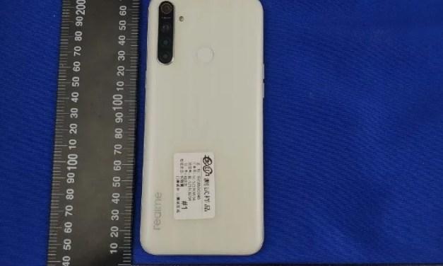 Realme 6i spotted via FCC too earlier – Quad Camera, 5000mAH, Type-C port