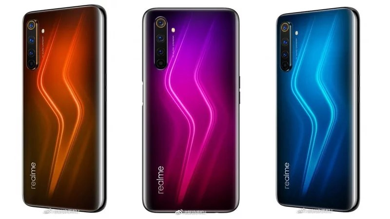 Realme 6 will comes in new 6GB + 64GB variant to compete POCO M2 Pro