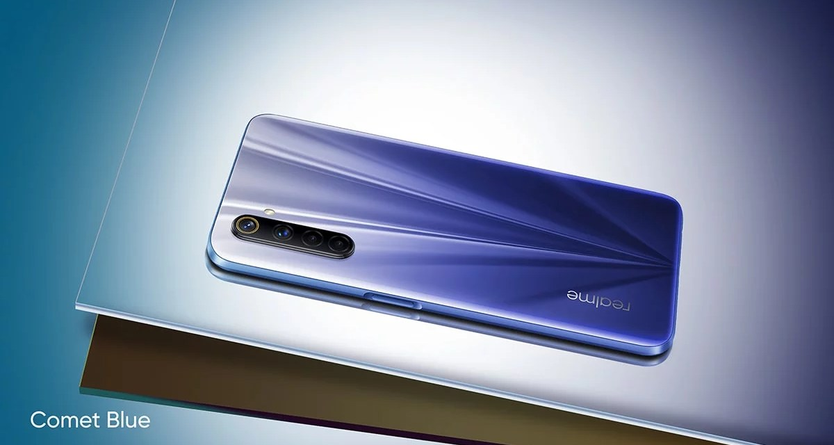 Realme 6 Full Specification – 90Hz LCD Display, 64MP Quad Camera, 30W Flash Charge